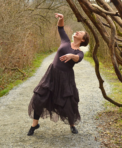 Celeste Snowber, Artist In Residence