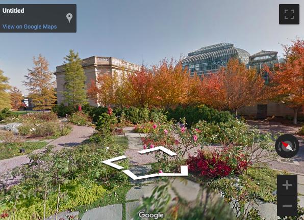 United States Botanical Garden - public garden